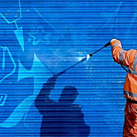 Graffiti Removal: Best Practices