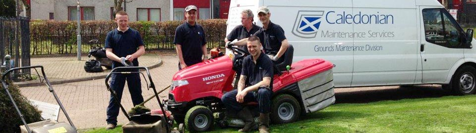 Landscaping and Grounds Maintenance