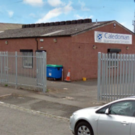 Caledonian Maintenance's new premises